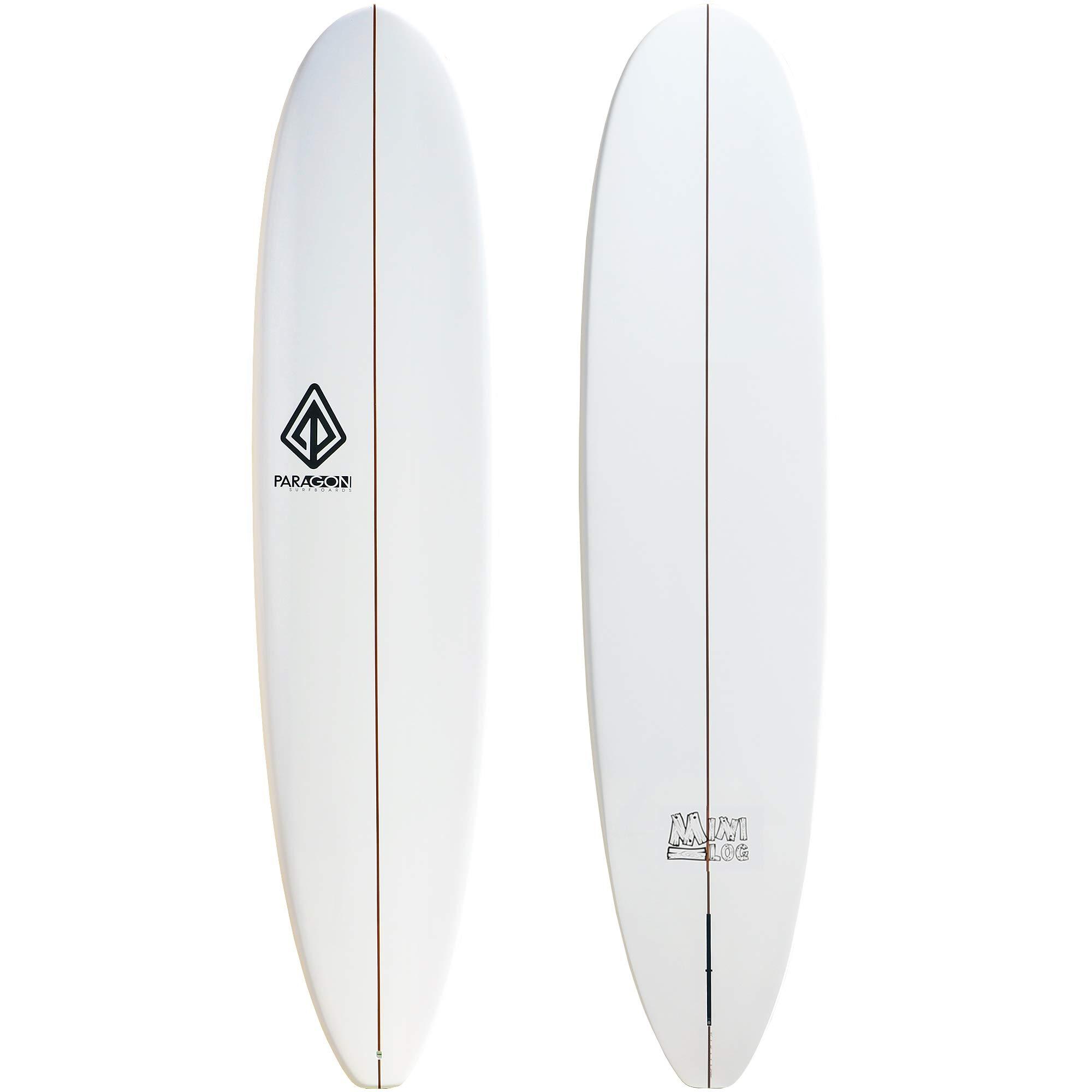 Paragon Surfboards Performance Mini Log