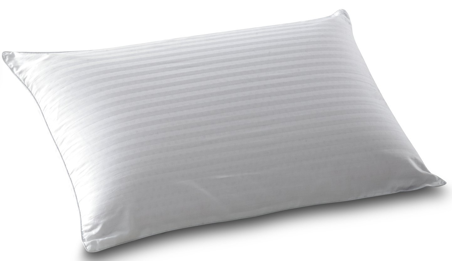 Dunlopillo Super Comfort Full Latex Firm Pillow, White 101178