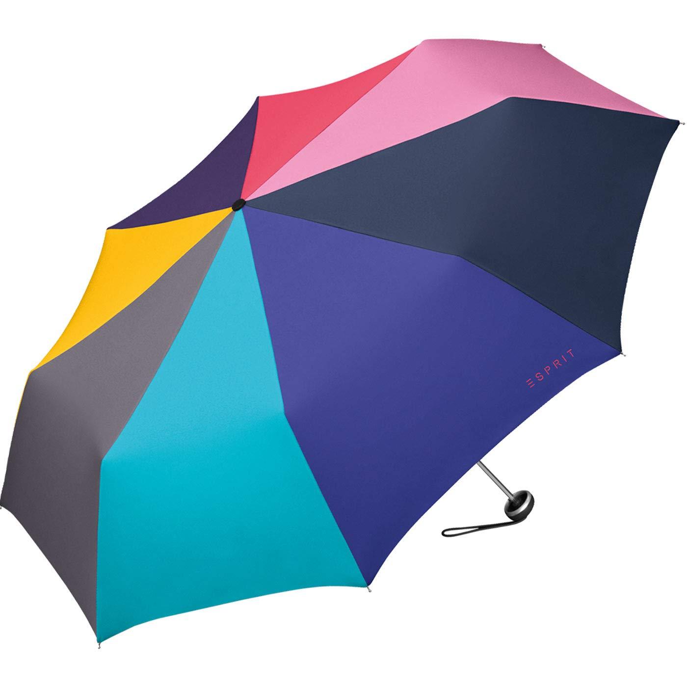 Parapluie pliants Multicolore Multicolore 95 cm ESPRIT