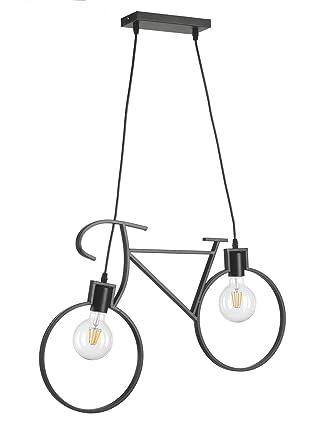 VéloNoir67 Bike X Onli À Lampe Suspension 44 Cm 9IYD2EHWeb