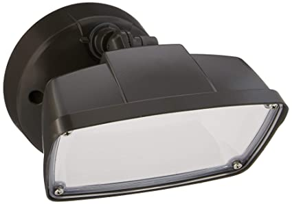 Halo Fsl203tb Fsl Single Head Bronze Outdoor Integrated Selectable