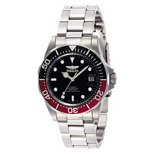 Invicta 9403 Pro Diver Unisex Wrist Watch Stainless Steel Automatic Black Dial
