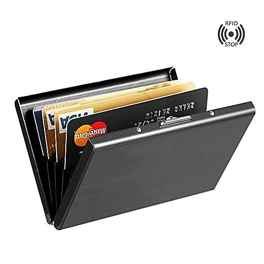 BBO Titular de la Tarjeta de crédito Acero Inoxidable ...