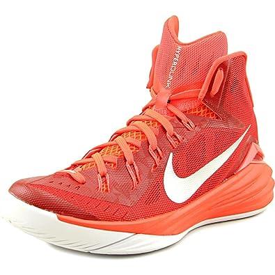 super popular 87125 ace8f ... sale amazon nike hyperdunk 2014 tb mens red silver bright crimson  basketball sneakers basketball 3960c 8e827