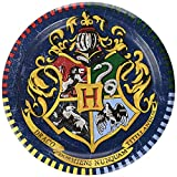 Harry Potter Paper Cake Plates, 8ct