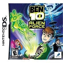 Ben 10 Alien Force - Nintendo DS