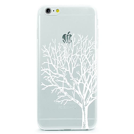 Amazon Com White Henna Design Tree Of Life Nature Clear Plastic