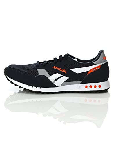 65df3b376b0 Reebok Boys  Trainers multi-coloured la Marine 41  Amazon.co.uk ...