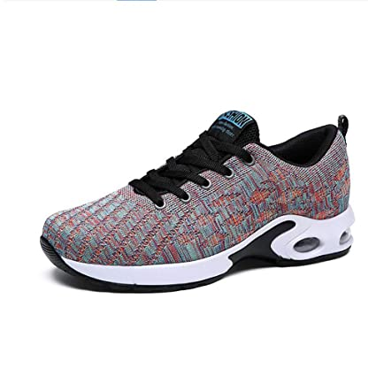 d0491fb3688fe Amazon.com: Men's Sneakers Spring/Fall Mesh Comfortable Light Soles ...