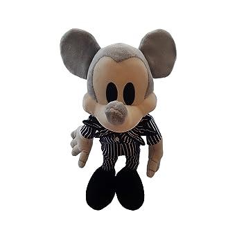 Amazon.com: Disney Nightmare Before Christmas 9 Plush Mickey Mouse ...