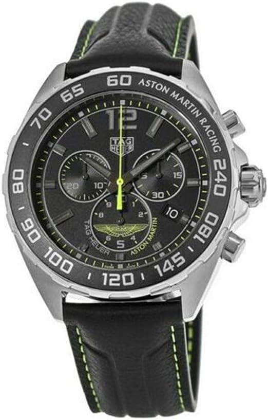 Tag Heuer Formula 1 Aston Martin Special Edition Herren Armbanduhr Caz101p Fc8245 Amazon De Uhren