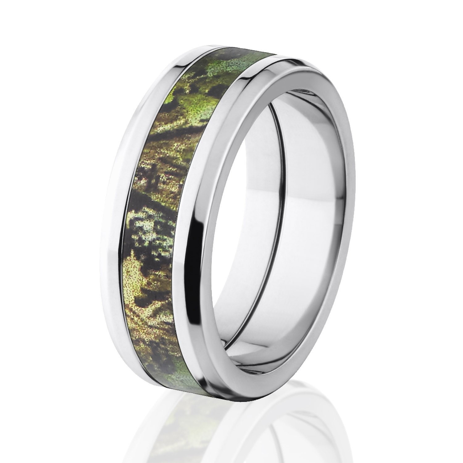 pinterest deer and sets outdoor up his camouflage her pink ring best oak collections mossy set rings track thejewelrys wedding engagement matching images camo on break