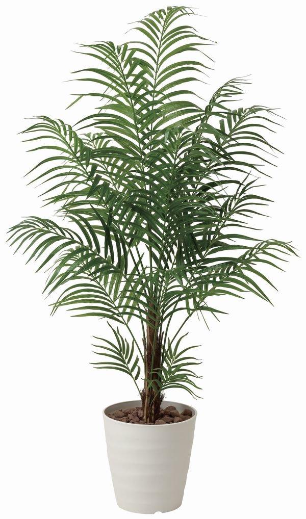 観葉植物 造花 「アレカパーム 150cm」 光触媒(空気清浄) インテリアグリーン B06VWKYR6Z