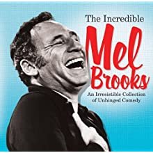 The Incredible Mel Brooks: An Irresistible Collection Of Unhinged Comedy (2012)
