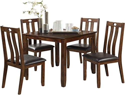 Giantex 5 PCS Dining Table Set