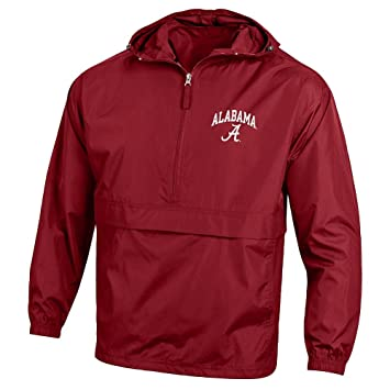 Amazon.com : Elite Fan Shop NCAA Packable Jacket : Clothing