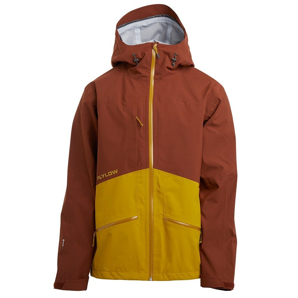Madiera Bear Large Flylow Higgins 2.1 Coat  Men's