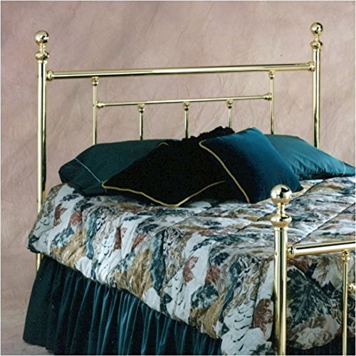 Brass Queen Headboard - 5