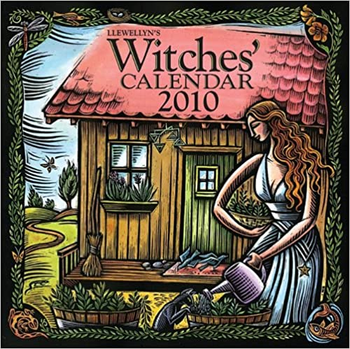 Llewellyn's 2010 Witches' Calendar