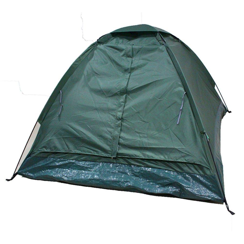 TLMY 超軽量ポータブル屋外カップルテント超低価格キャンプハイキングテント テント   B07GKM92CJ