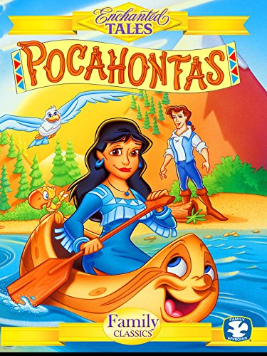 Pocahontas - Golden Films