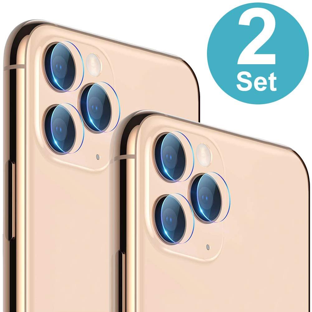 2 Vidrios Protectores De Camara iPhone 11 Pro/11 Pro Max