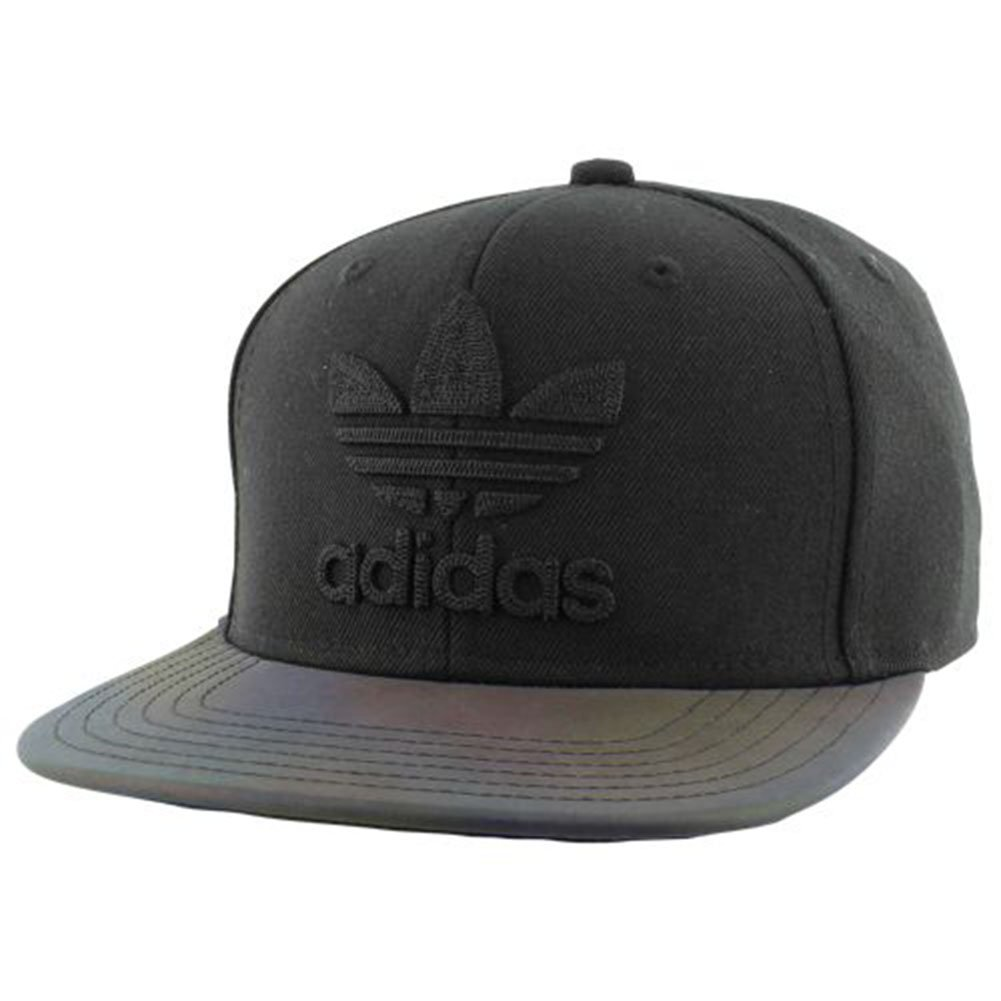 Galleon - Adidas Originals Men s Thrasher Xeno Snapback Hat Black B79319 6df545bbe8f