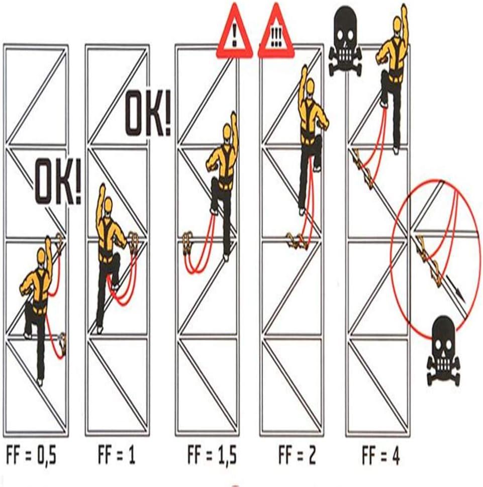 WXH Protección contra caídas Arnés de Seguridad para Todo el ...