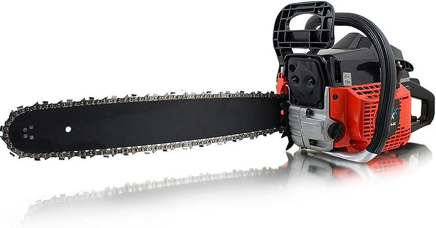 6pcs Abgaskrümmer Kit für 45CC//4500 52CC//5200 58CC//5800 Kettensäge Werkzeug