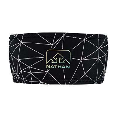 Nathan Reflective Headband and Hairband. Running and Outdoor Activities/Sports.