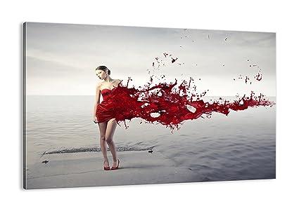 Quadro su tela elemento unico larghezza: 120cm altezza: 80cm