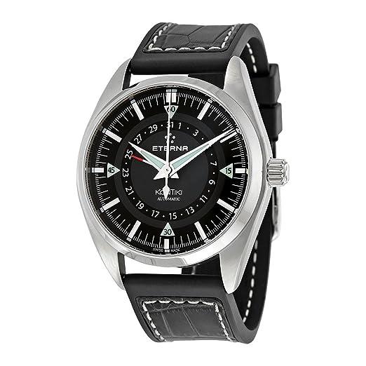 Eterna KonTiki - Reloj automático para hombre 1598.41.41.1305: Amazon.es: Relojes