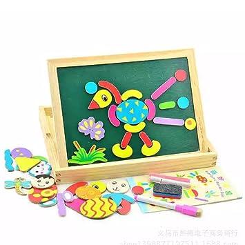 Camabarata caja de madera, aprende para la Educación Preescolar.