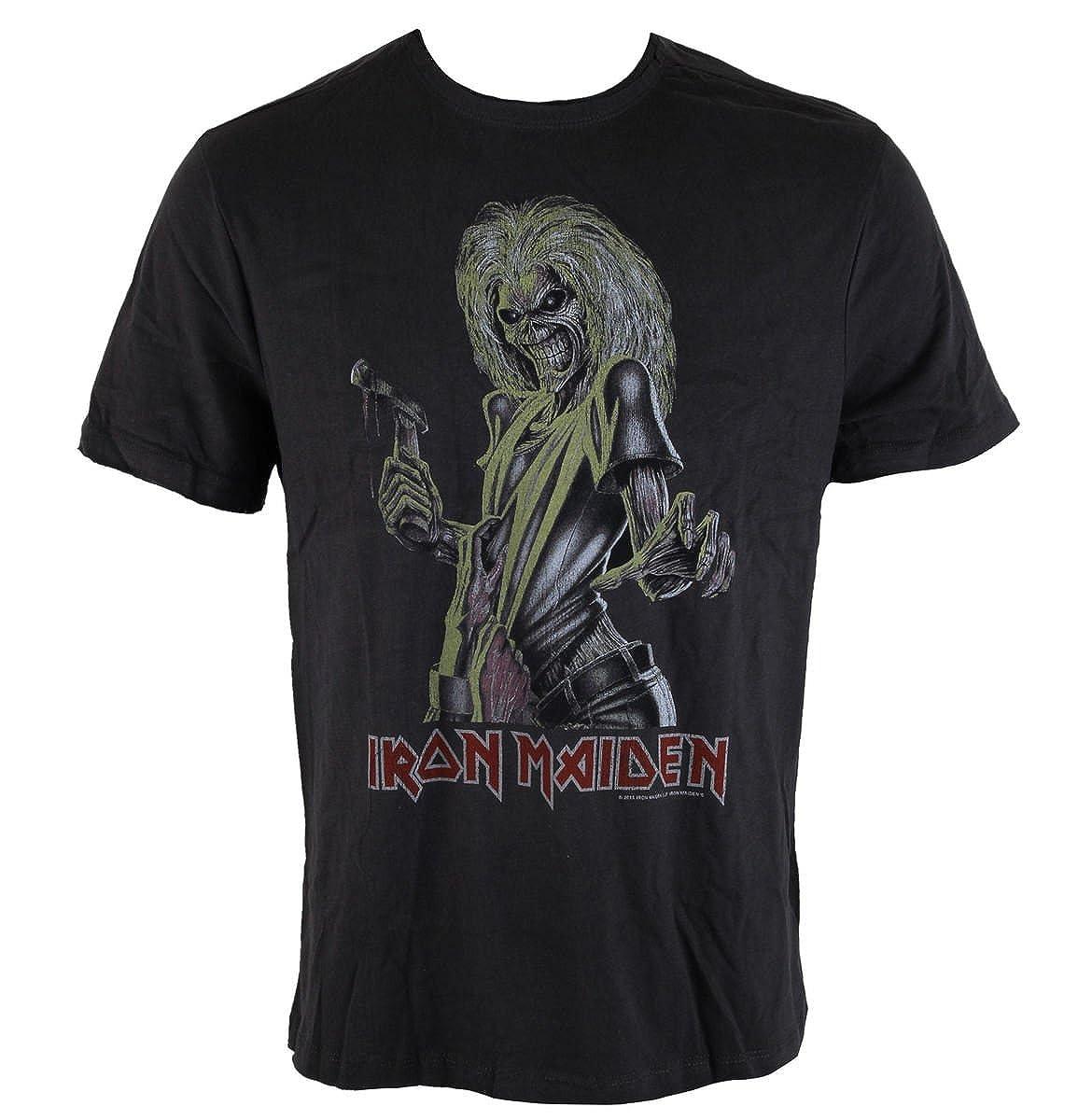 Killer AV210IMK Amplified t-Shirt Metal Mens Iron Maiden