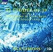 Alkan: 12 Etudes Op. 39