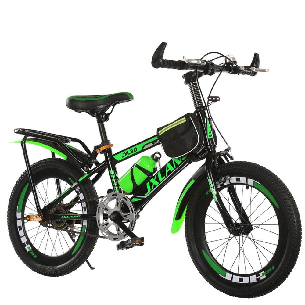 子供用自転車、1820インチの学生用マウンテンバイク615歳のサイクリング少年少女 ( 色 : Green-C , サイズ さいず : 20 inches ) B07CNL22FB 20 inches|Green-C Green-C 20 inches