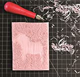 Speedball 4118 Speedy-Carve Block Printing Carving