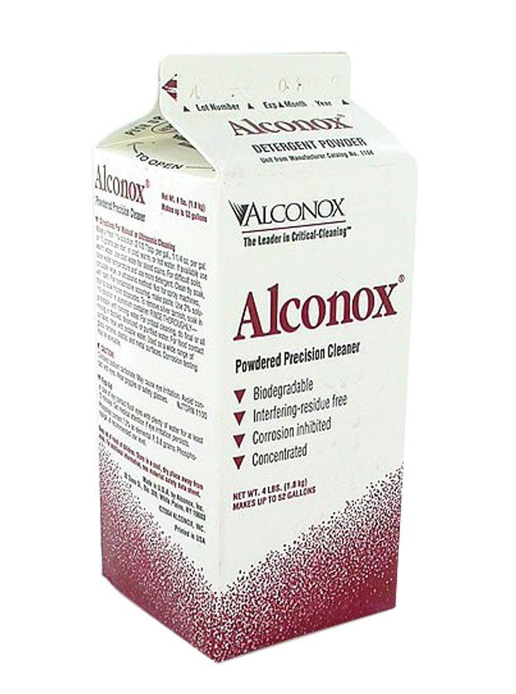 Alconox Ultrasonic Cleaner - 4lb Box of Powder