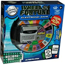 Wheel of Fortune Electronic Game Platinum Edition