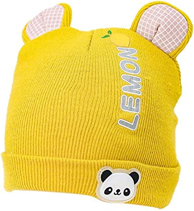Hosaire 1X Bebés Sombreros de Algodón Niño Niña Invierno Otoño ...