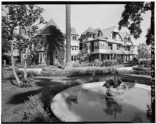 Photo: Winchester House,525 South Winchester Boulevard,San Jose,Santa Clara - Shopping Ca Clara Santa