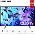 Samsung Q6FN Smart 4K Ultra HD QLED TV (2018) with 1 Year Extended Warranty