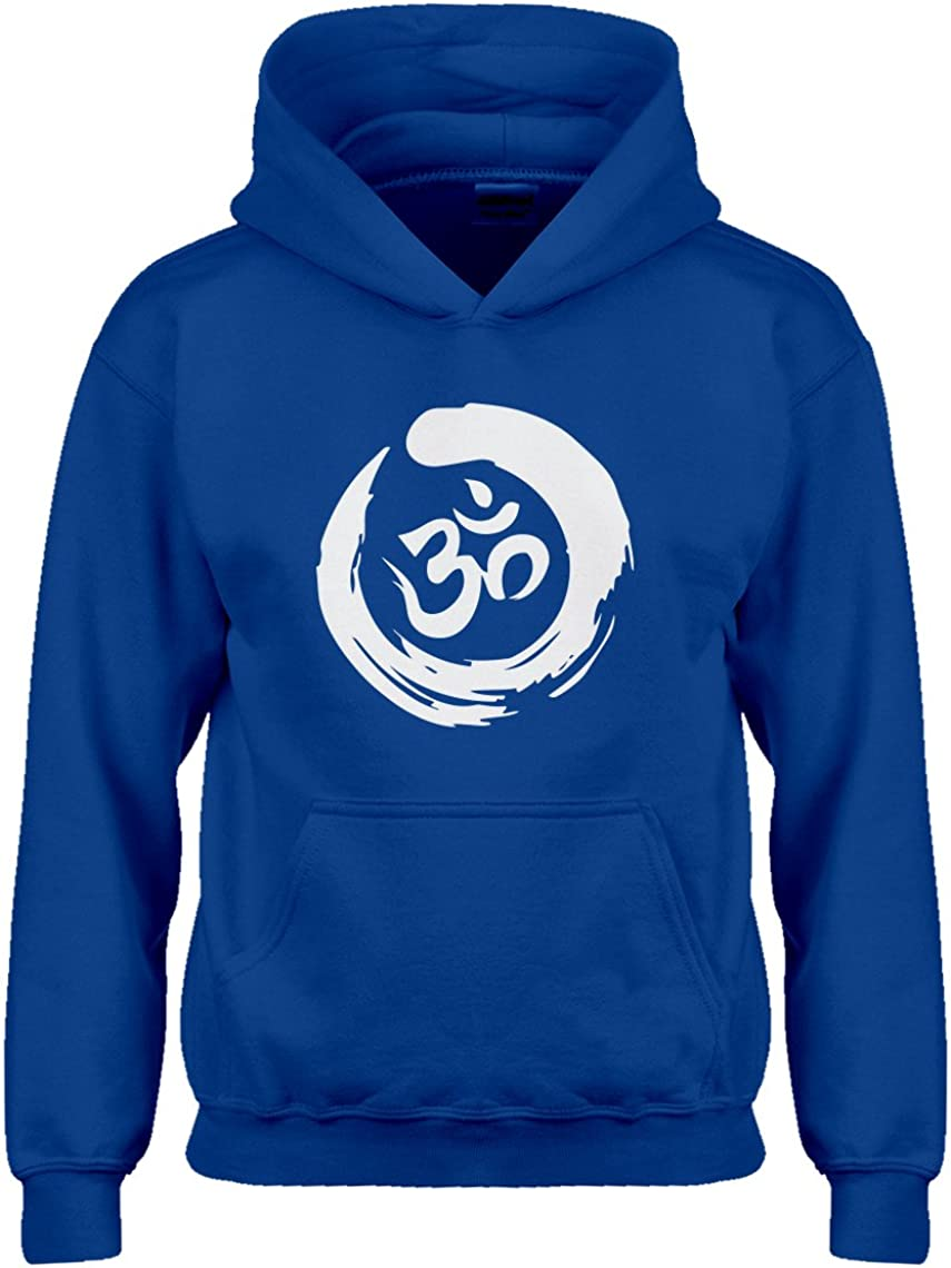 Indica Plateau Om Hoodie for Kids