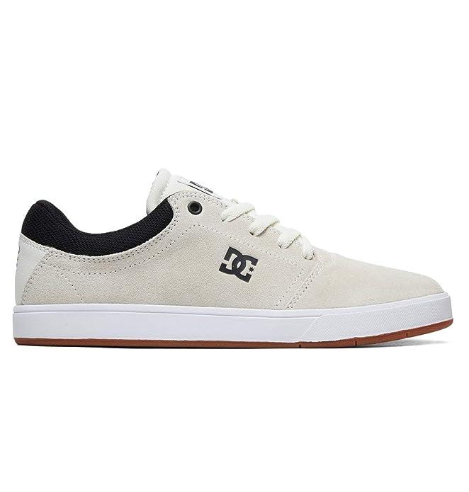DC Shoes Crisis Sneakers Skateboardschuhe Herren Erwachsene Weiß (Off White)