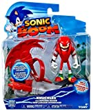 Sonic Boom Launcher 3' Knuckles Action Figure w/ Ripcord Board