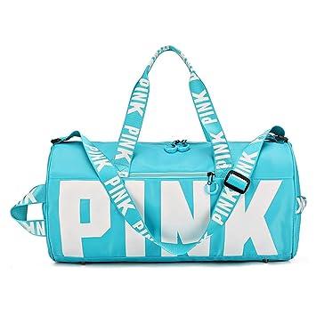 229d7ba0771e8 Ativafit 20-35 L Sporttasche Wasserdicht Reisetasche mit Schuhfach und  Schultergurt Handgepäck für Übernachtung Reisen