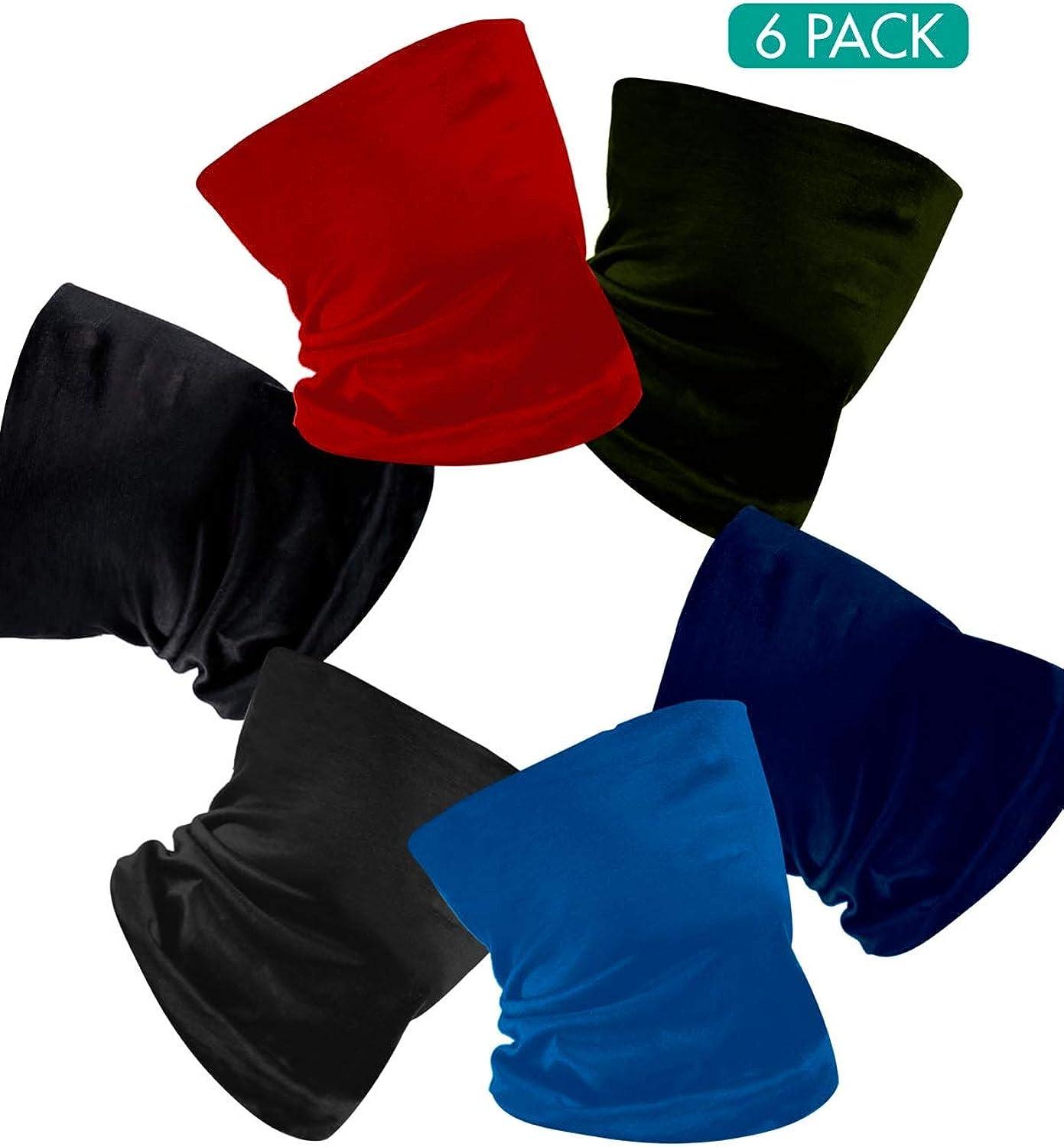 Headwrap Balaclava Face Scarf Mask-Dust for Outdoor Sport Headwear Headband Bandana Neck Gaiters