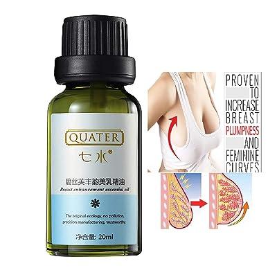 PIKAJIU Breast Enlargement Essential Oil Firming Enhancement Cream Safe Fast Big Bust (A): Toys & Games