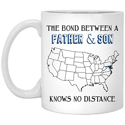 Amazoncom The Bond Between A Father And Son Knows No Distance