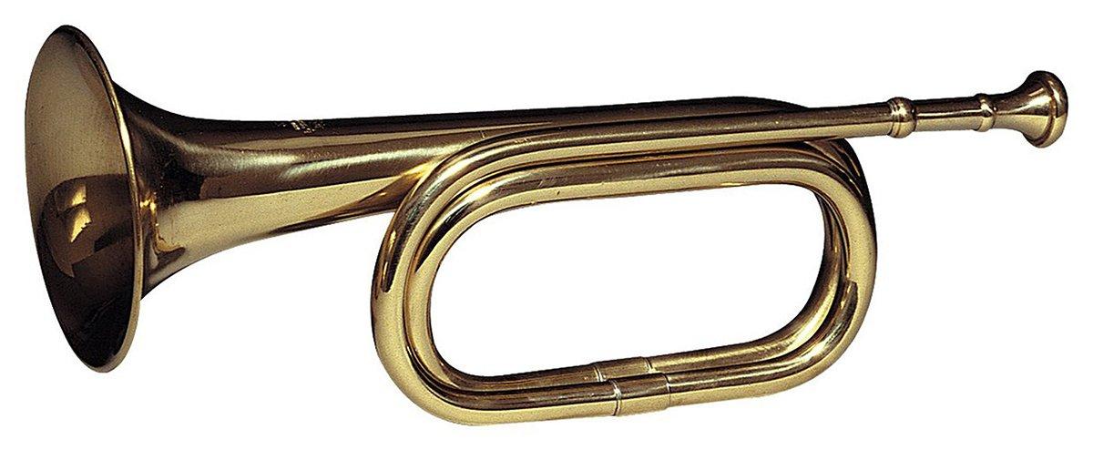 Rothco Brass Cavalry Bugle 10405